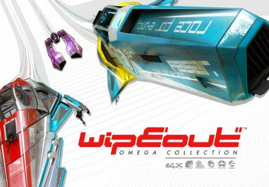 Wipeout Omega Collection soundtrack revealed
