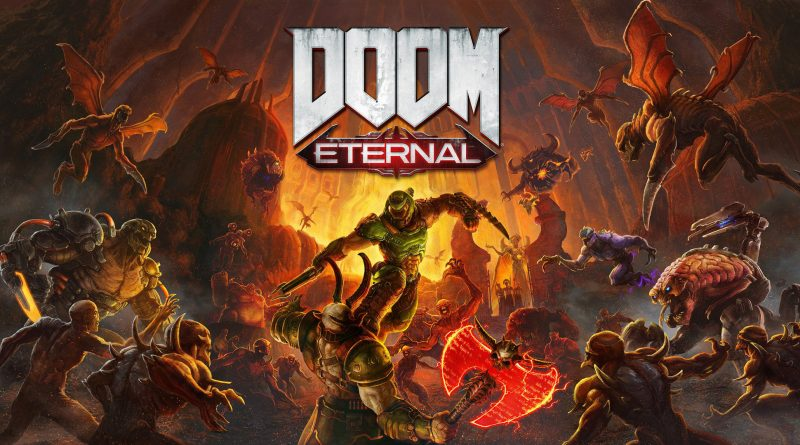 Doom Eternal E3 reveal